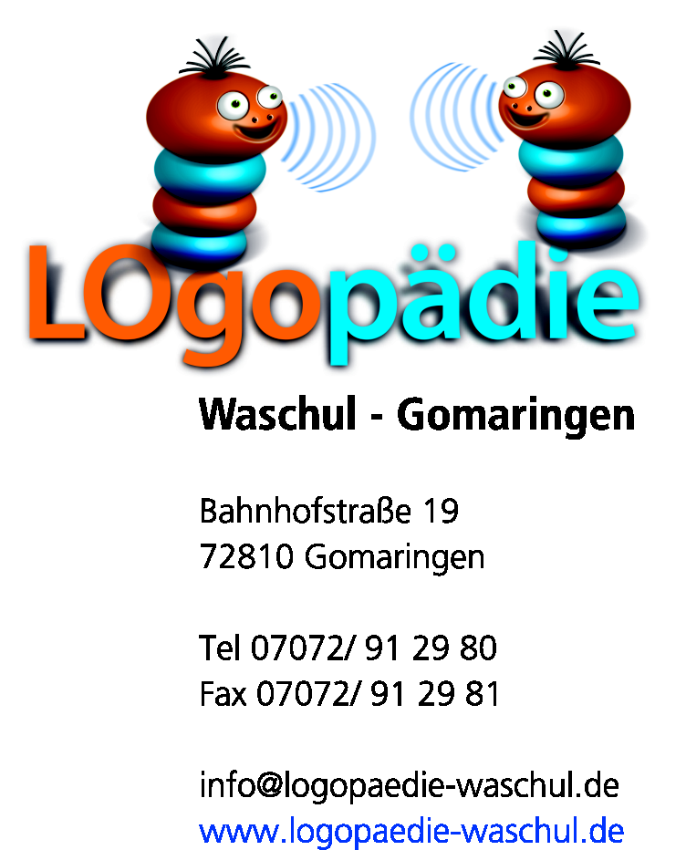 Logopädie Waschul - Gomaringen